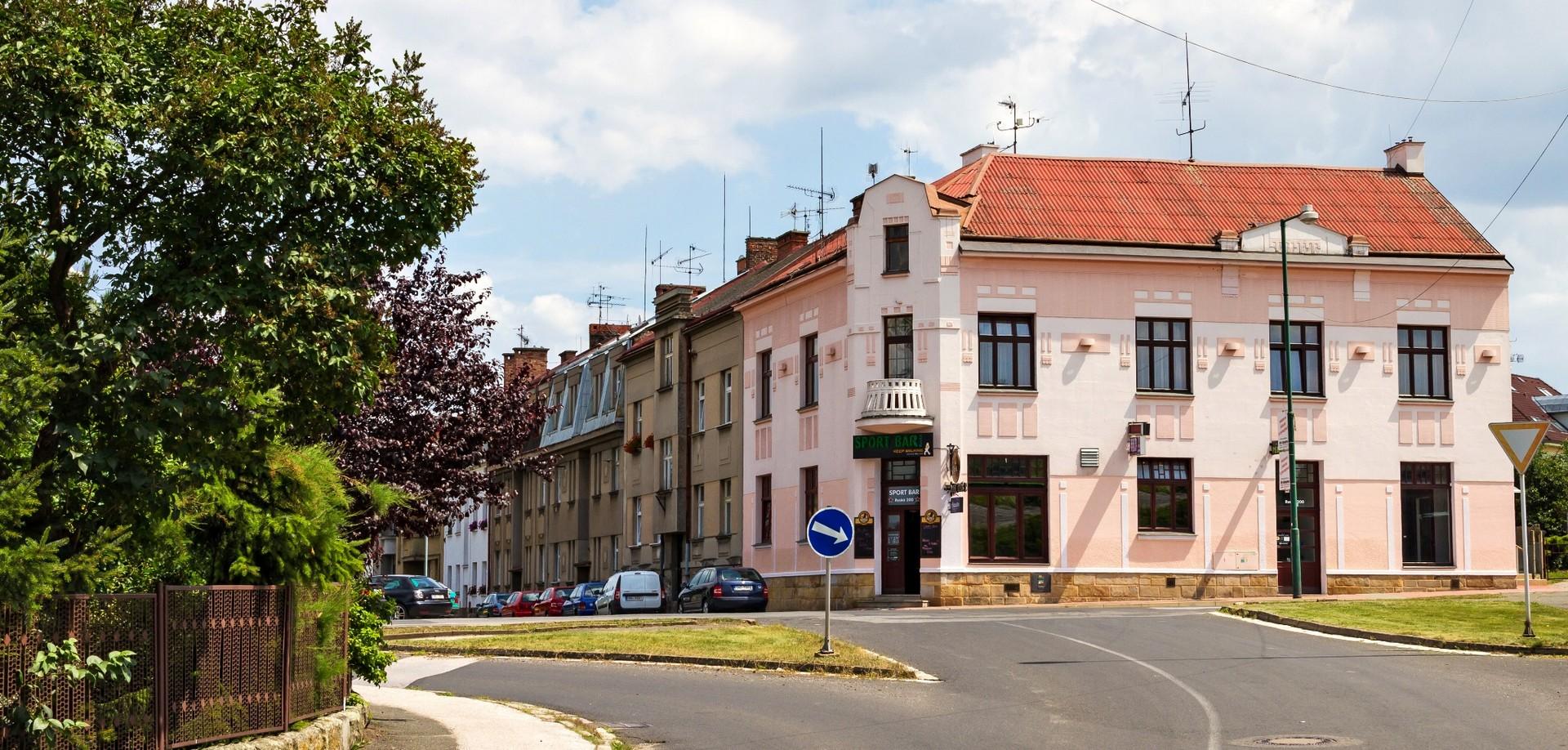 Penzion Jičín - Penzion Ruská ***